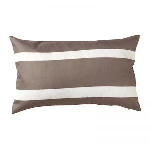 Hayman Stripe Rectangular Outdoor Cushion   CLU Living
