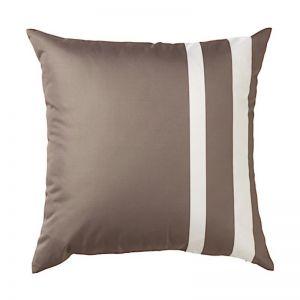 Hayman Stripe Square Outdoor Cushion   CLU Living