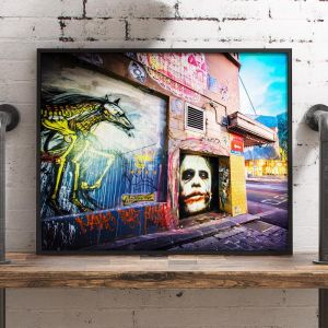 Heath on Hosier I Street Art Collection I Limited Edition I Photographic Print Or Canvas