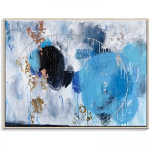 Hello Handsome | Julie Ahmad | Canvas or Print by Artist Lane