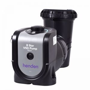 Henden 8* 400 Variable Speed Pump with Bluetooth | Reece