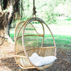 Henlow Hanging Chair in Natural | Pre Order