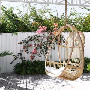 Henlow Hanging Chair in Natural | Pre Order LATE JANUARY