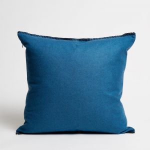 Henri Cushion by Abode Living | Peacock