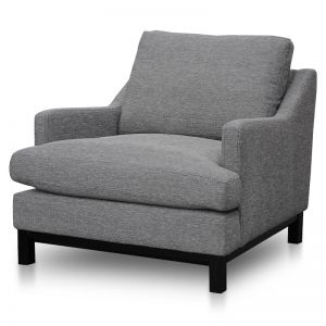 Hensley Lounge Chair | Oslo Grey