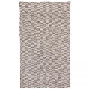 Herringbone Ash Grey | Indoor Outdoor Rug | Fab Habitat
