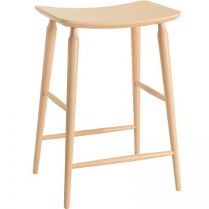 Hester Counter Stool | Nude | Modern Furniture