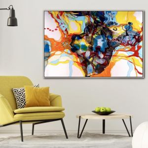 Hi | Framed Print or Canvas | Various Sizes | by John Martono