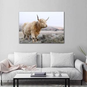 Highland 2 | Canvas Print| by United Interiors
