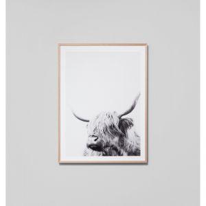 Highland Friend Framed Print | Schots