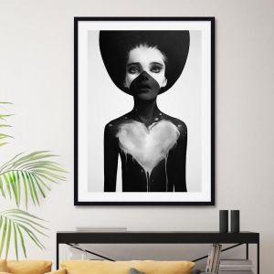 Hold On by Ruben Ireland | Unframed Art Print