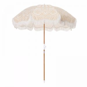 Holiday Beach Umbrella-Eyelet
