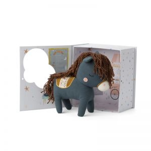 Horse in Gift Box