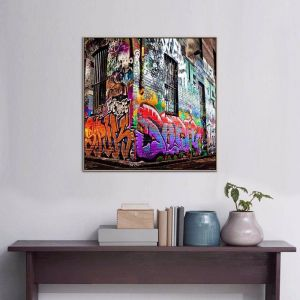 Hosier | Canvas Print by United Interiors