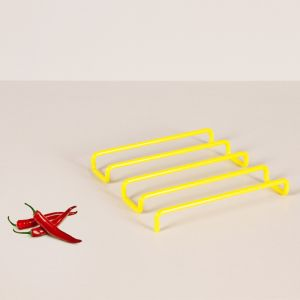 Hot Trivet | Yellow | by Bendo