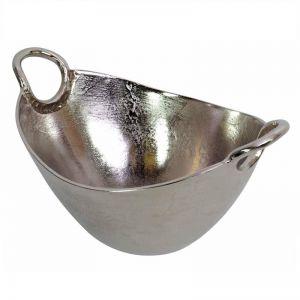 Huge Hand Casted Decorative Bowl