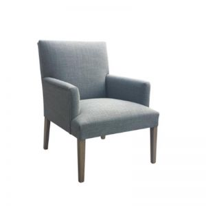 Hugo Armchair in Barclay Grey