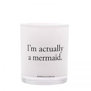 I'm Actually A Mermaid - LGE Candle | by Damselfly