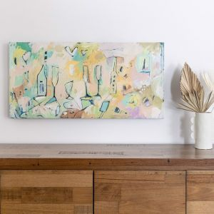 If Wine Could Talk | Canvas or Paper Fine Art Print | Amy O'Donnell