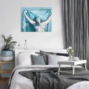 Immense Sky by Maria Radun | Ltd Edition Canvas Print | Art Lovers Australia