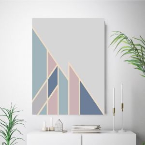Imperial | Canvas Wall Art by Beach Lane