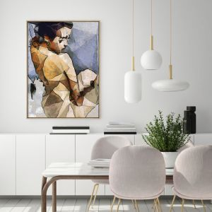 In The Moment | Shadow Framed Wall Art