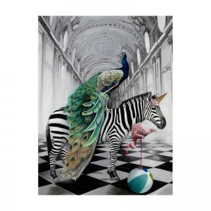 In Wonderland | Canvas Print