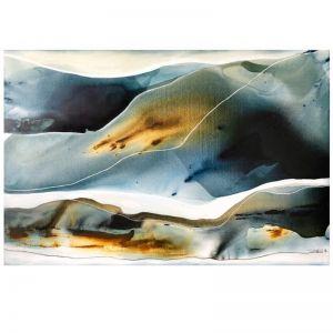 Indigo Ocean by Dinah Wakefield   Ltd Edition Print   Art Lovers Australia