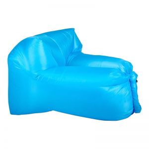 Inflatable Air Lounger | Black