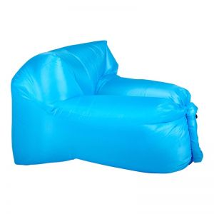 Inflatable Air Lounger - Blue
