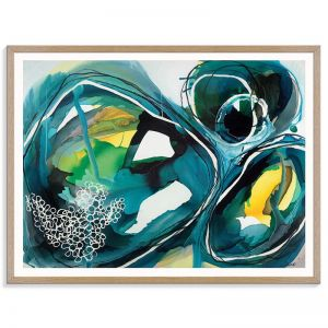 Inky | Lara Scolari | Canvas or Prints by Artist Lane