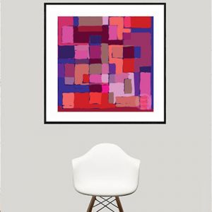 Inner City | Earth | Limited Edition | Fine Art Giclee Print