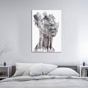 Insight | Canvas Print by United Interiors