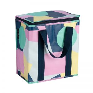 Insulated Cooler Bag | Poly | Colour Block