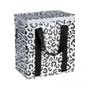 Insulated Cooler Bag | Poly | Leopard