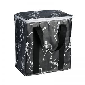 Insulated Cooler Bag | Poly | Skeleton