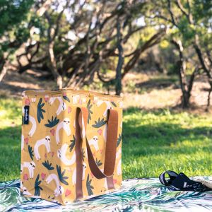 Insulated Cooler Bag | Poly | Sloth