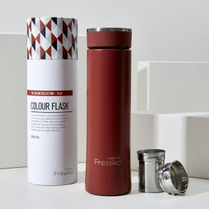 Insulated Flask | Clay Stainless Steel 500ml /16oz