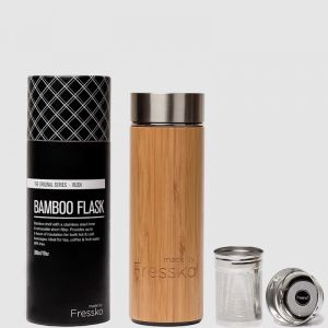Insulated Flask | Rush Bamboo 300ml / 10oz
