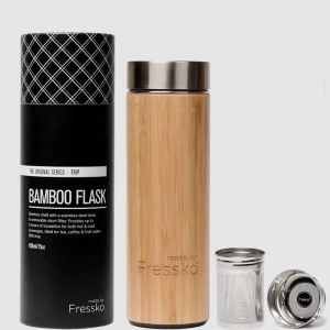 Insulated Flask | Trip Bamboo 450ml / 15oz