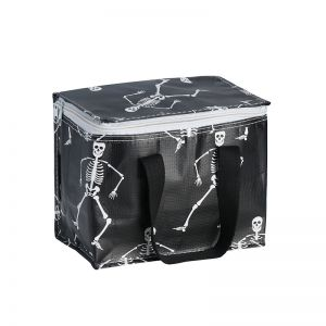 Insulated Lunch Box | Poly | Skeleton