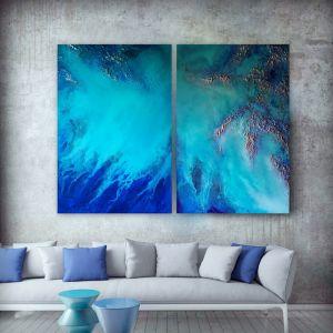 Into the Corals by Petra Meikle De Vlas | Original Artwork |Art Lovers Australia