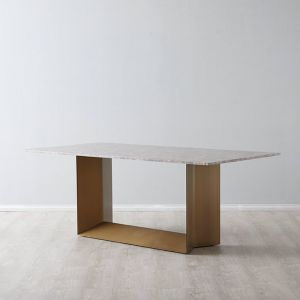 Isla Dining Table | Marble