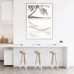 Island Hammock Photo Art Print (Various Sizes)