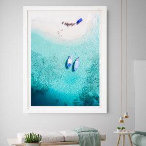 Island Life | Framed Art