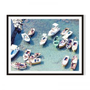 Island Life | Framed Print by Artefocus