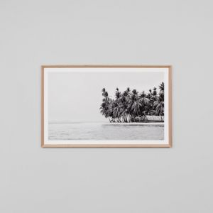 Island Resort | Framed Photographic Print