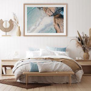 Isle of Solitude   Framed Art Print