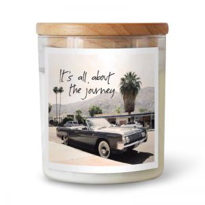 It's All About The Journey Soy Candle