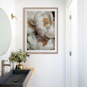 Ivory Atlas | Framed Art Print